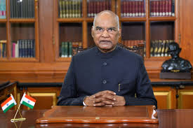 PRESIDENT OF INDIA'S GREETINGS ON THE EVE OF CHRISTMAS